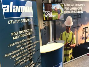Alamon Trade Show Display