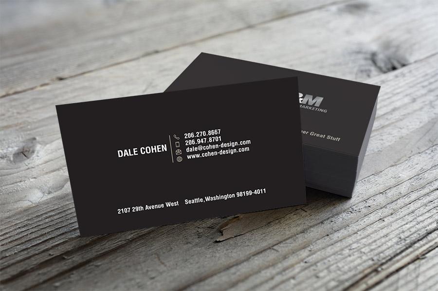 Dale Cohen, Cohen Design & Marketing