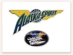 Alaska Airlines Alaska Spirit Branding