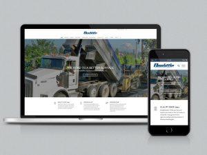 Doolittle Construction Website