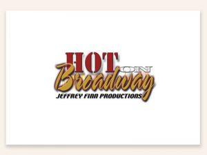 Jeffrey Finn Productions Hot on Broadway Logo
