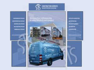 STS Construction Trade Show Design